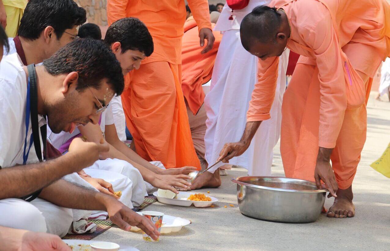 brahmana bhoj seva